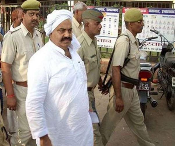 अहमदाबाद जेल माफिया डॉन अतीक अहमद का नया ठिकाना होगा