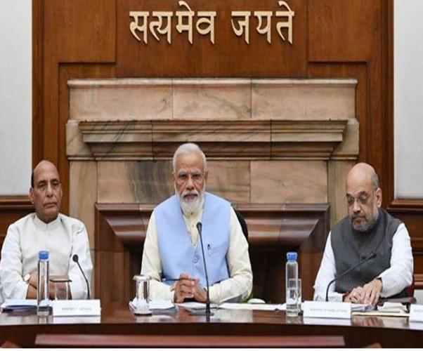 मोदी कैबिनेट की पहली बैठक में बड़ा फैसला, किसान सम्मान सबको; 60 साल के बाद 3000 रुपये मासिक पेंशन भी
