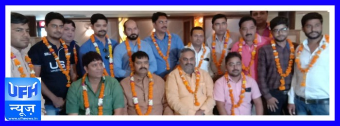 अध्यक्ष रामअवतार शर्मा ने की अखिल भारतीय ब्राह्मण महासभा की महानगर कार्यकारिणी घोषित