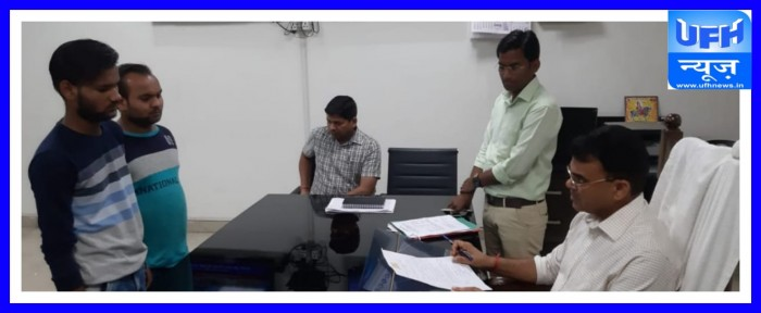 आज जनता दरबार में आई 20 शिकायते डीएम ने दिए संबंधित अधिकारियों को गुणवत्तापूर्ण निस्तारण के निर्देश