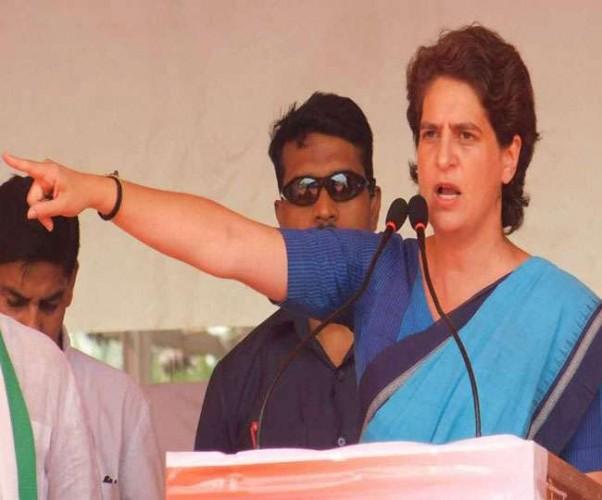 प्रियंका वाड्रा ने UPPSC की परीक्षा में धांधली को लेकर साधा योगी आदित्यनाथ सरकार पर निशाना