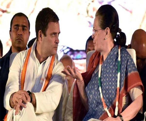 कांग्रेस के नये सांसदों ने राहुल गांधी को घेरा, कहा अपनी मर्जी से नहीं छोड़ सकते अध्यक्ष पद