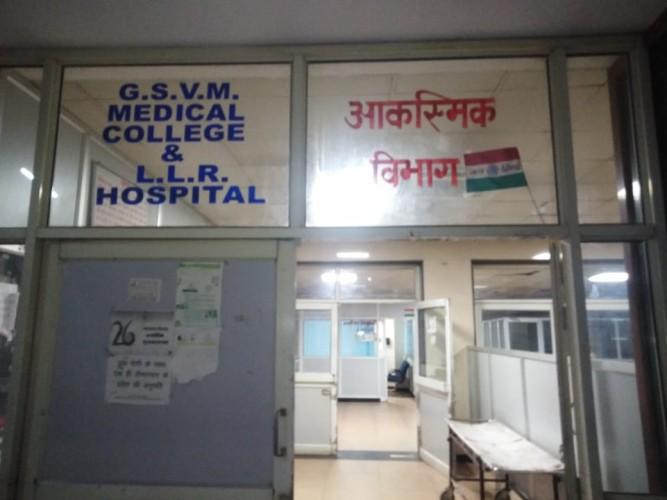 ट्रेन से गिरे युवक को अस्पताल छोड़कर हुई फरार इंसानियत को किया शर्मसार