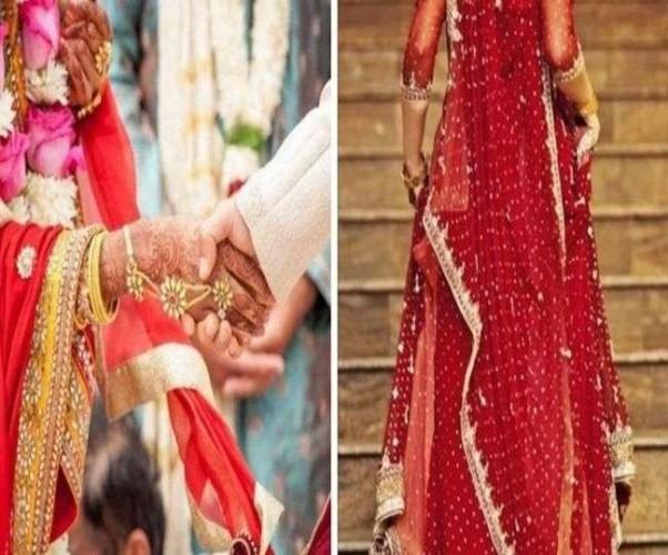 जिला हमीरपुर के पवई के शियामाता मंदिर में की जा रही साठ जोड़ो की  शादियाँ