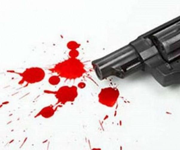 जिला गाजीपुर में बदमाश की गोली मारकर हत्या