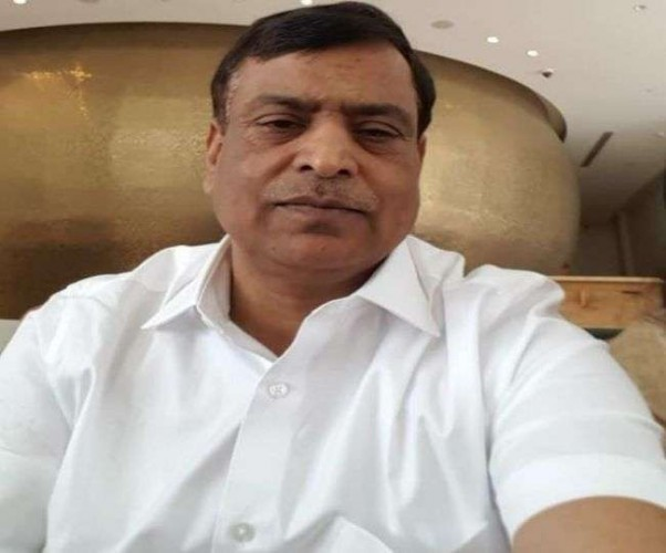 सुरेश यादव चकबंदी लेखपाल भर्ती घोटाले मे गिरफ्तार