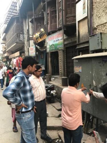 मथुरा के गोवर्धन में 20 घरों से चोरी से चल रही थी बिजली, रिपोर्ट दर्ज