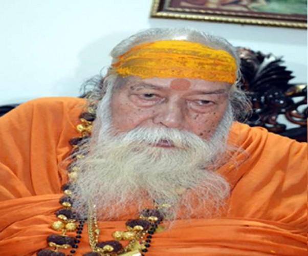 जगद्गरु शंकराचार्य स्वामी स्वरूपानंद बोले, राम मंदिर और धारा 370 पर काम करे केंद्र