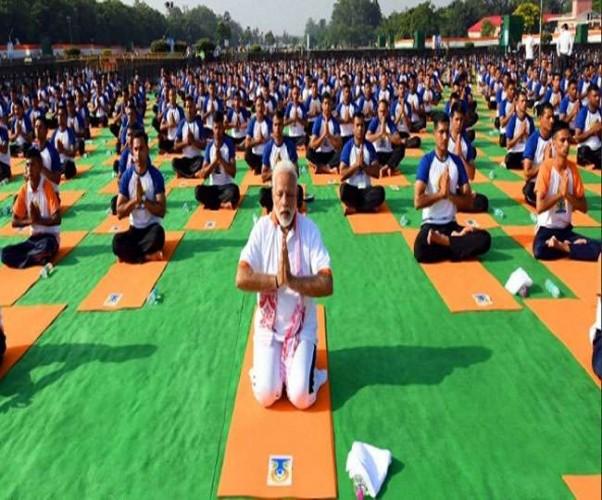 अंतरराष्ट्रीय योग दिवस का मुख्य समारोह रांची में होगा पीएम मोदी रहेंगे मौजूद, तैयारियां शुरू
