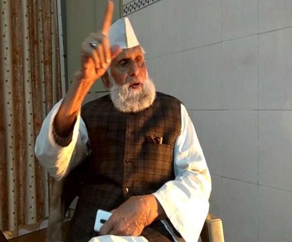 संभल के सपा सांसद डॉ.शफीकुर्रहमान बर्क का गंभीर आरोप, देश में मुसलमान सुरक्षित नहीं