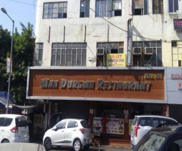 राजधानी के लालबाग इलाके के मां दुर्गमा रेस्टोरेंट पर पांच लाख रुपये का जुर्माना