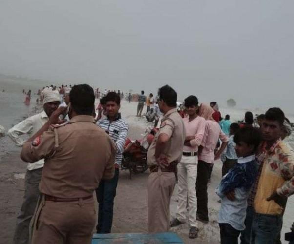 हरदोई मे गंगा में स्नान करने गए तीन किशोर डूबे, एक का मिला शव; सीएम ने व्यक्त की संवेदना
