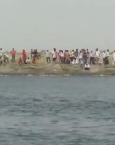 यमुना में डूबने से किशोर की मौत