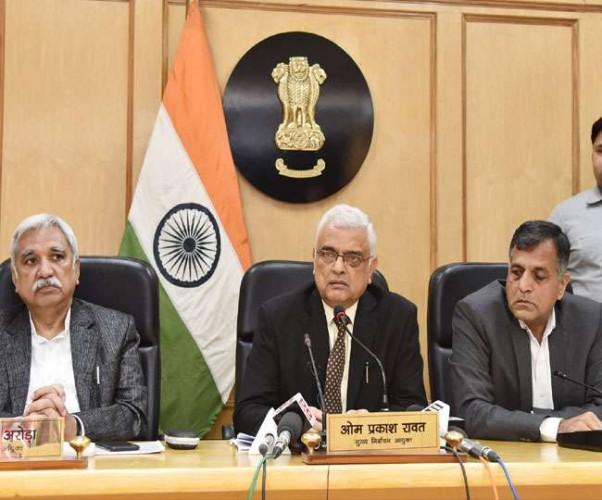 EC ने Ashok Lavasa की असहमति वाली टिप्पणियों का खुलासा करने से किया इनकार