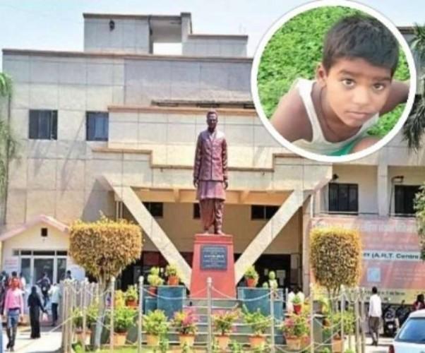 लखनऊ के लोहिया अस्पताल में एक दिन में दो मासूमों की मौत, हंगामा