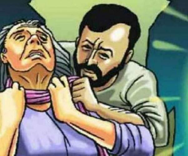 हरदोई में संपत्ति विवाद को लेकर बेटे ने कर दी मां की हत्या दर्ज हुआ मुकदमा