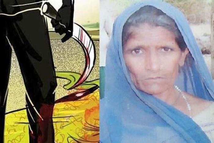 हमीरपुर के राठ के सैदपुर गांव में मां को हंसिया से गोदकर उतार दिया मौत के घाट