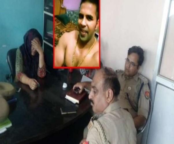 राजधानी लखनऊ मे BJP नेता के घर पार्टी कार्यकर्ता का लटकता मिला शव, राष्ट्रीय स्तर पर कुश्ती में जीत चुका था मेडल