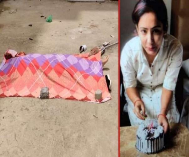 राजधानी में पायलट की पत्नी की संदिग्ध परिस्थितियों में मौत-फटे मिले कपड़े, एक महीने पहले हुई थी लव मैरिज