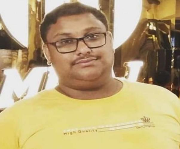 गोरखपुर में पूर्व विधायक राजेंद्र सिंह के बेटे की मौत
