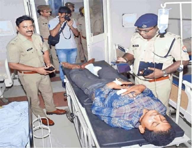 फिरोजाबाद में एक तमाचे का बदला दो जिंदगी का खून