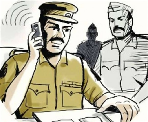 अयोध्या में राम जन्मभूमि के प्रभारी निरीक्षक महिला को तंग करने के आरोप में लाइन हाजिर
