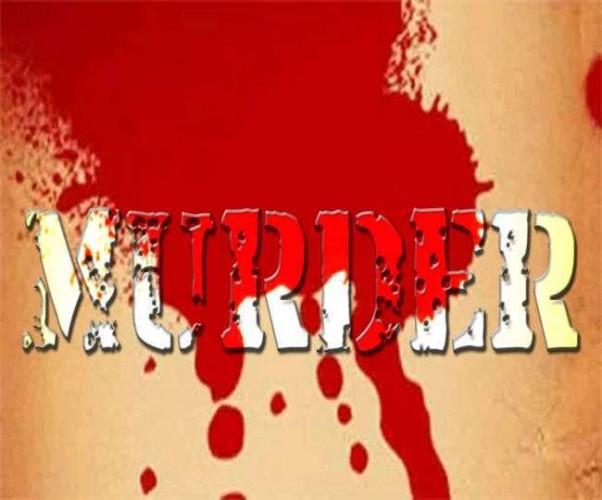 जिला हमीरपुर में भाजपा नेता की गला रेतकर हत्या