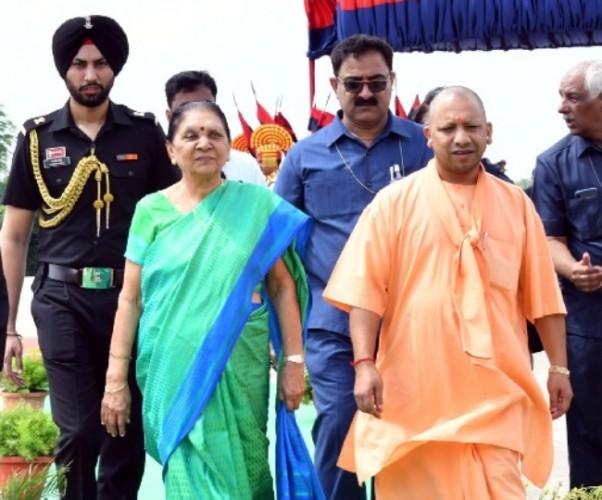 UP राज्यपाल और मुख्यमंत्री ने दी बकरीद की बधाई, शिया-सुन्नी ने एक साथ पढ़ी नमाज