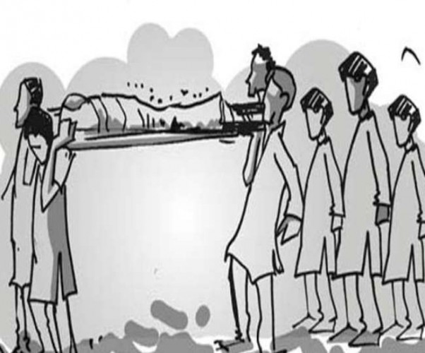 उन्नाव मे बूढ़ी मां को तब तक बेरहमी से पीटता रहा जब तक नहीं हो गई मौत