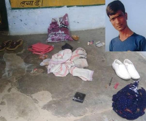 कानपुर मे प्राथमिक विद्यालय के किचन शेड के बाहर मिले प्रेमी युगल के शव