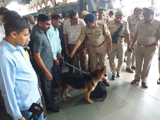 15 अगस्त व रक्षा बंधन को लेकर पुलिस प्रशासन हुआ सख्त
