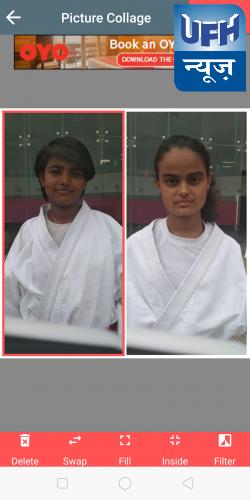 महोबा की छात्राओं ने जीता कांस्य और सिल्वर पदक