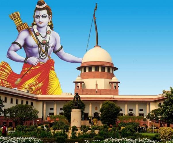 अयोध्या मामले में मुस्लिम पक्ष की सुप्रीम कोर्ट में दलील, कहा- ढांचे के नीचे नहीं था विशाल मंदिर