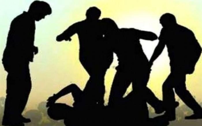 फर्रुखाबाद मे पुलिस चौकी के अंदर मानसिक दिव्यांग का उत्पात, एक घंटे दहशत में रहे लोग