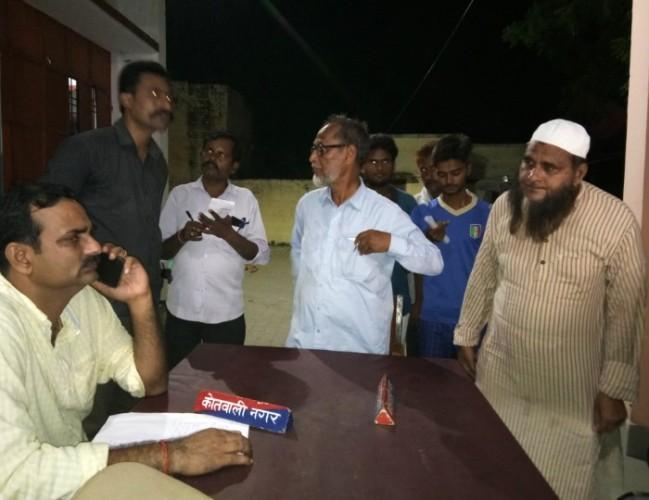 आजमगढ़ से प्रतिबंधित संगठन सिमी का निवर्तमान अध्यक्ष गिरफ्तार