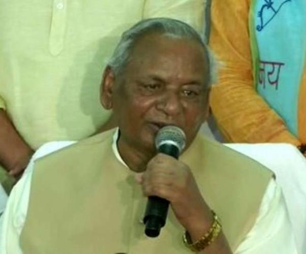 BJP सदस्य बनने के बाद कल्याण सिंह ने कहा, राम मंदिर मुद्दे पर सभी दल अपना रुख स्पष्ट करें