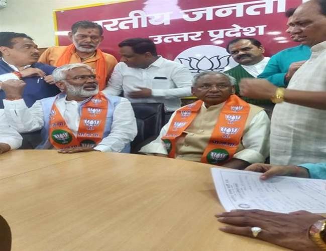 राजस्थान के पूर्व राज्यपाल कल्याण सिंह ने भाजपा की सदस्यता ग्रहण की