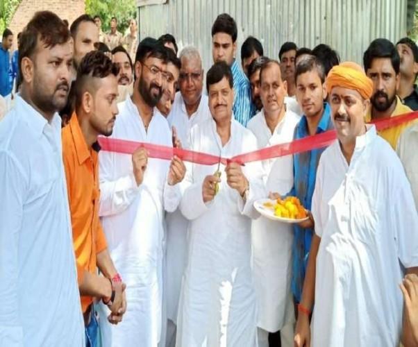 जिला मैनपुरी में बोले शिवपाल, भाजपा सरकार में हर वर्ग बेचैन