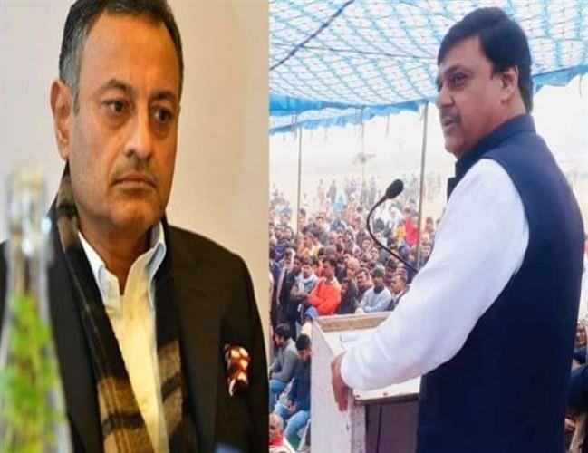 BJP प्रत्याशी संजय सेठ और सुरेंद्र नागर आज करेंगे नामांकन