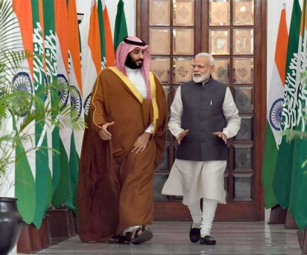 सऊदी अरब ने पाकिस्तान को दिखाया ठेंगा, भारत में करेगा सात लाख करोड़ रुपये का निवेश