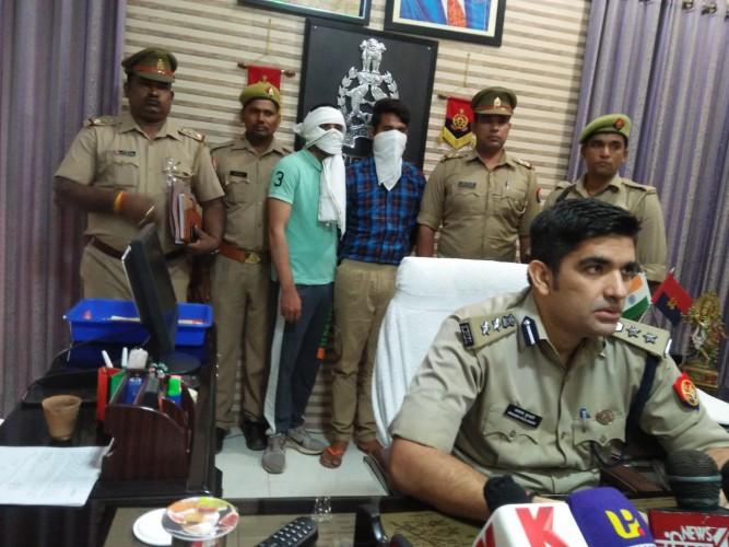 साधू की हत्या का पुलिस ने किया खुलासा