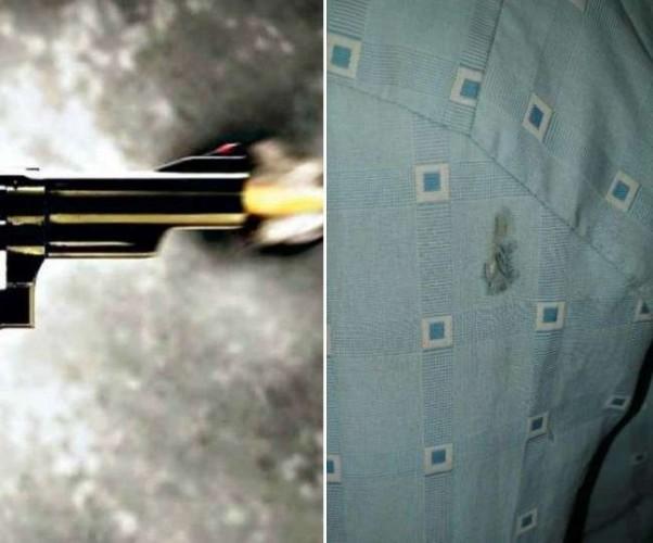 राजधानी मे में बदमाशों का बोल-बाला, बेटे की हत्या के पिता को बनाया निशाना-मारी गोली