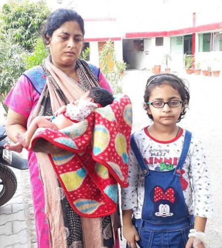 आशियाना थाना क्षेत्र मे दूसरी बेटी होने पर पत्नी को अस्पताल में ही पीटा, दी जान से मारने की धमकी