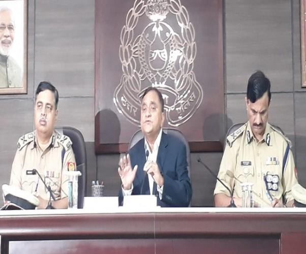 UP DGP ओपी सिंह बोले-हमने 24 घंटे में किया राजफाश, सूरत का फैजान मुख्य साजिशकर्ता