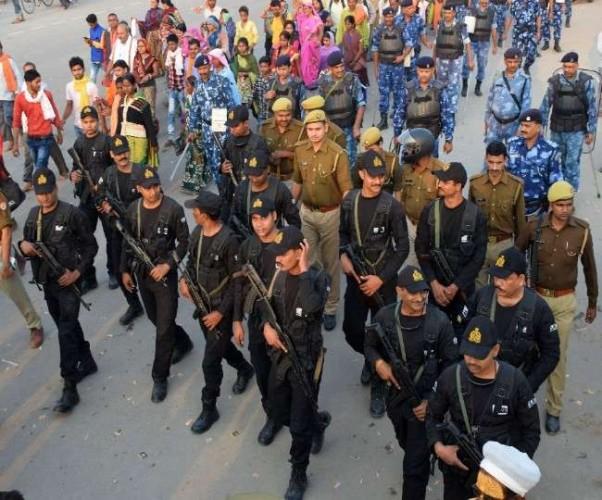 आतंकी इनपुट के बाद अयोध्या में एटीएस ने संभाली कमान