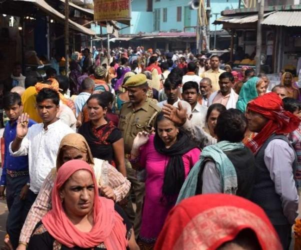 रामनगरी में उमड़ा श्रद्धा का सैलाब, एटीएस ने बढ़ाया सुरक्षा घेरा