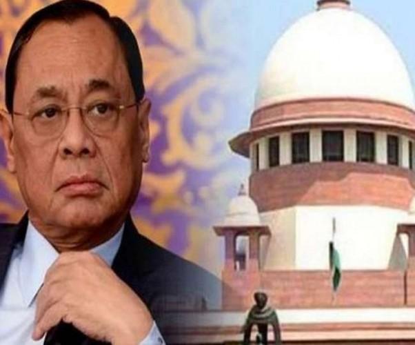 अयोध्या पर SC का फैसला कल आएगा, CJI ने ली UP की कानून-व्यवस्था पर रिपोर्ट