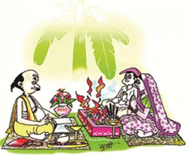 अलीगढ़ के खैर में युवक ने अपनी पत्नी को प्रेमी के साथ कर दिया विदा