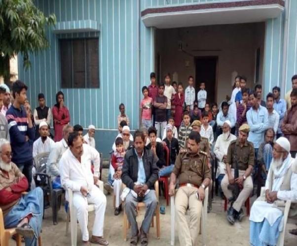 अंबेडकरनगर में लाठी-डंडे से पीटकर युवक की हत्या