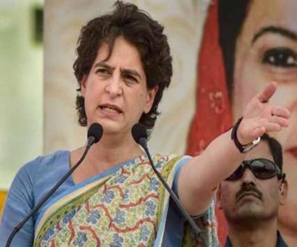 प्रियंका वाड्रा के निशाने पर फिर यूपी सरकार मैनपुरी की घटना को बताया शर्मनाक